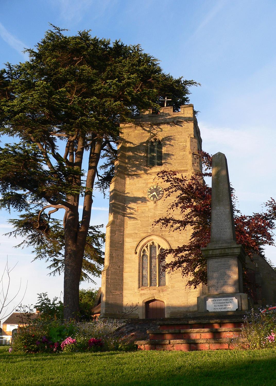 Church And War Memorial